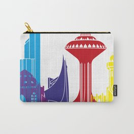 Khobar skyline pop Carry-All Pouch