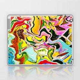 Summer Stain Laptop & iPad Skin