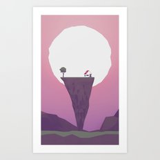 Another Full Moon Art Print
