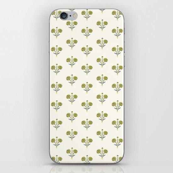 Farmhouse Peonies iPhone & iPod Skin