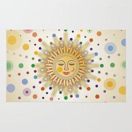 Sunshine with Placidity Rug