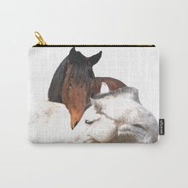 Horses in Love Carry-All Pouch