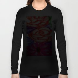 Roses and Daisies Long Sleeve T-shirt