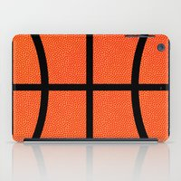 basketball iPad Cases featuring Basketball by Rorzzer