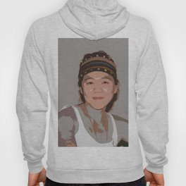 China Girl Hoody