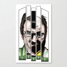 W.W. (Alternate) Canvas Print