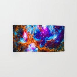 Cosmic Winter Wonderland Hand & Bath Towel