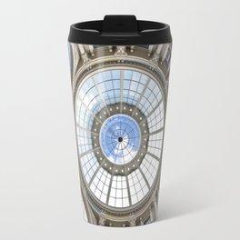 Blue Window Travel Mug