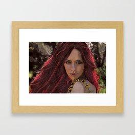 Ethere Framed Art Print