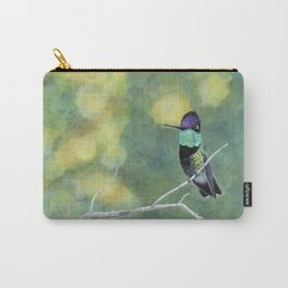 Hummingbird at Dawn Carry-All Pouch