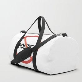 Toxic Politics Duffle Bag