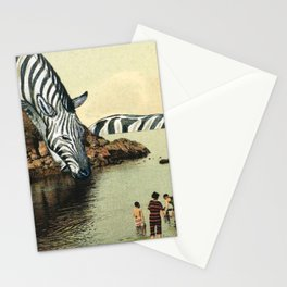 I enjoy your company Stationery Cards