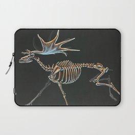 Megaloceros Giganteus Skeletal Study (No Labels) Laptop Sleeve