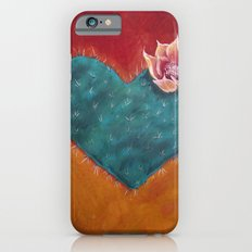 Cactus Heart Slim Case iPhone 6s