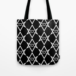 Thelema Heart Tote Bag