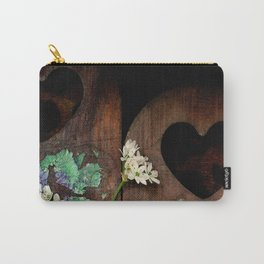 2-gether 4-ever Carry-All Pouch