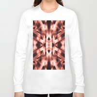 metal Long Sleeve T-shirts featuring Metal by Assiyam