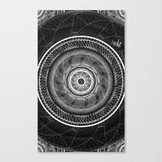 Geomathics Canvas Print