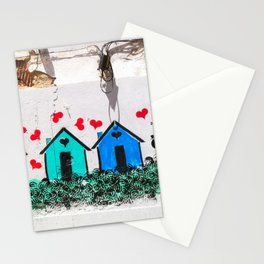 Love Shacks Stationery Cards