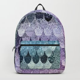 SUMMER MERMAID - HAPPY RAINBOW Backpack