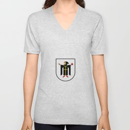Coat of arms of Munich München Unisex V-Neck