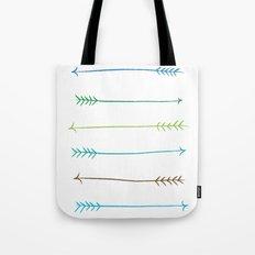 Colour Arrows Tote Bag