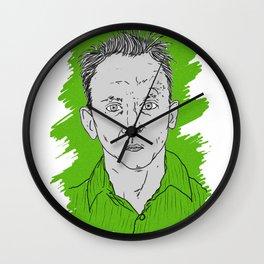 Compulsive Liar, Punching Bag, Anti-Hero:  Benjamin Linus Wall Clock