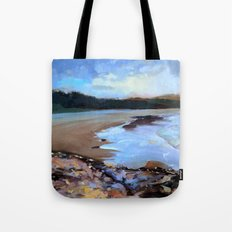 into the silent water Tote Bag