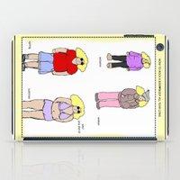 bikini iPad Cases featuring bikini babe! by gasponce