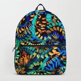 Dancing Flames Backpack