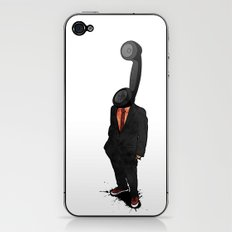 Headphone iPhone & iPod Skin