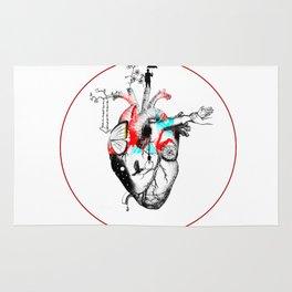 Growing Heart Rug
