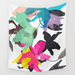 lily 1 Wall Tapestry