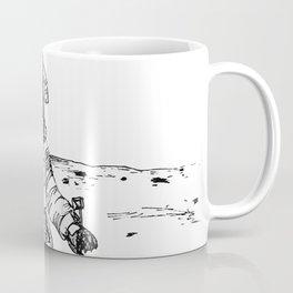 Moon Biker Coffee Mug