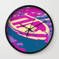 boat Wall Clocks featuring Boat by DistinctyDesign