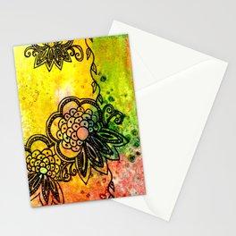 Henna Fantasia Exotic Stationery Cards