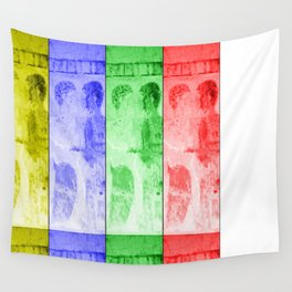 Join to Life Wall Tapestry
