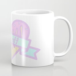 it says it so you don't have to Coffee Mug