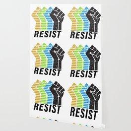 Resist! Wallpaper