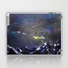Mountains in night Laptop & iPad Skin