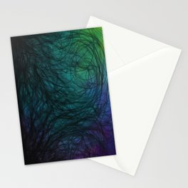 Following Rivers  Stationery Cards