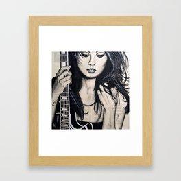Rubee Framed Art Print