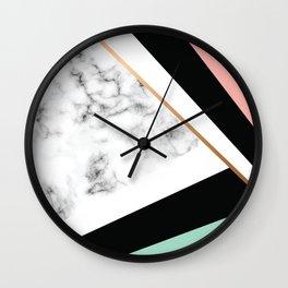 Marble III 031 Wall Clock