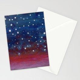 Starlight Fade IV Stationery Cards