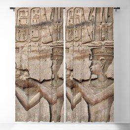 Horus and Temple of Edfu Blackout Curtain