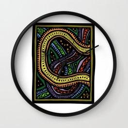 Imitation of Life Wall Clock