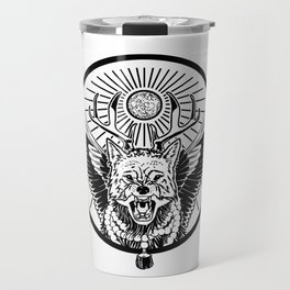 The Howling West Travel Mug