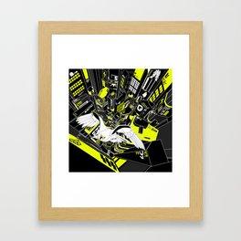 Horus Rising Framed Art Print
