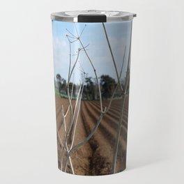 Ploughed Field Travel Mug