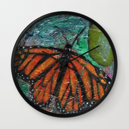 The Transformation Wall Clock